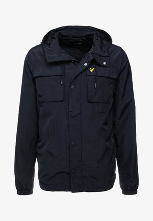 POCKET JACKET - Outdoorjacka - dark navy