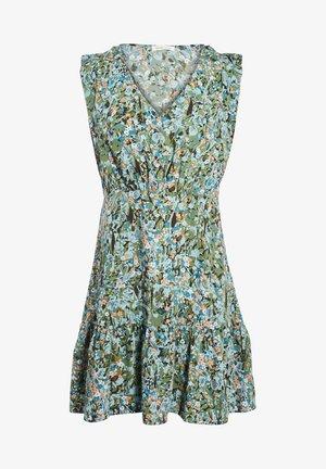 Sukienka letnia - vert kaki