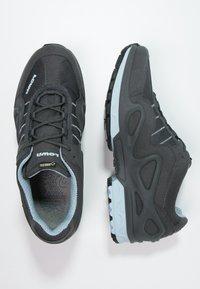 Lowa - GORGON GTX - Hiking shoes - anthrazit/eisblau - 1