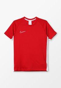 Nike Performance - DRY  - Camiseta de deporte - university red/white - 0