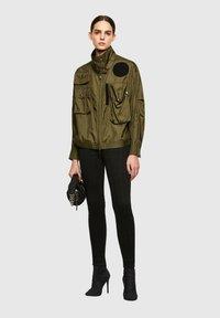 Diesel - C-CORAL - Summer jacket - military green - 1