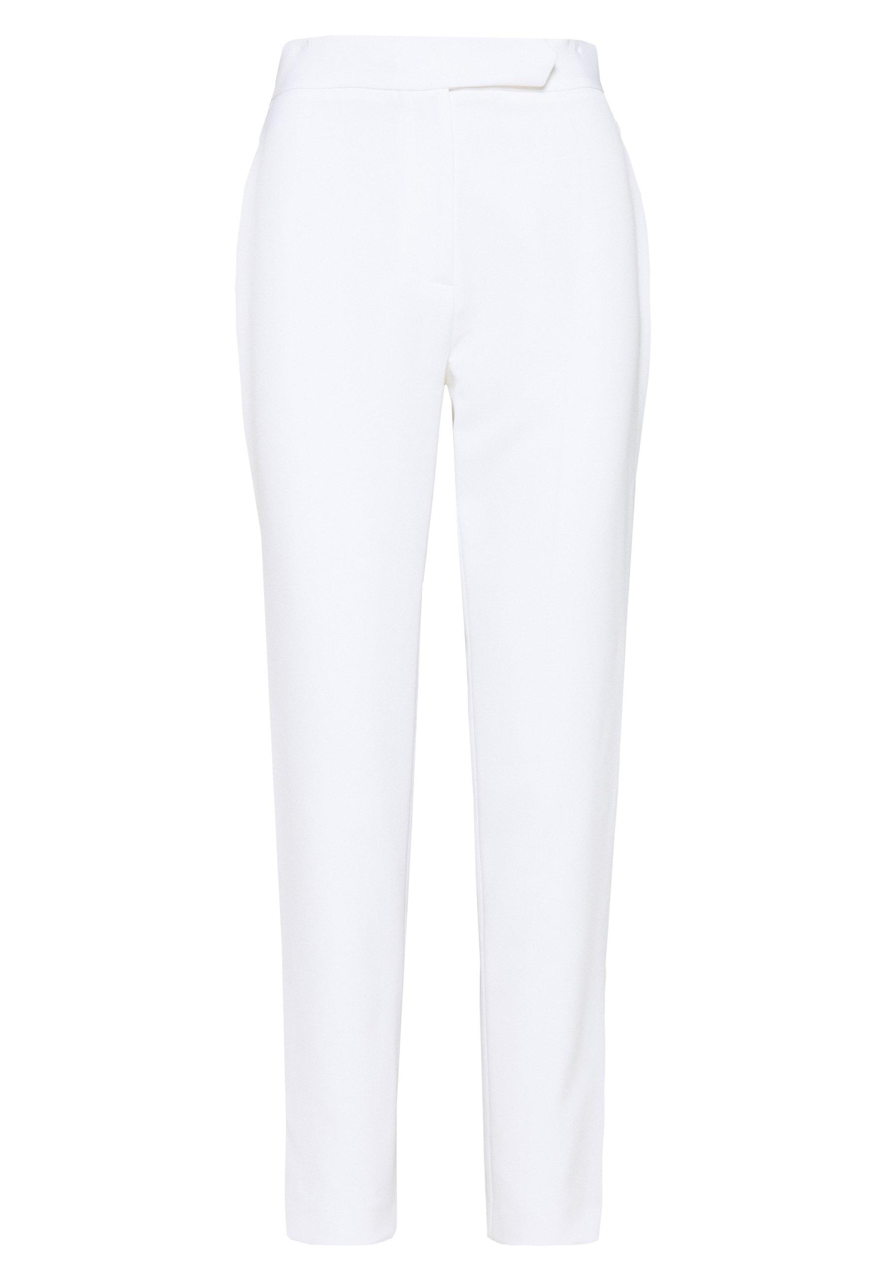 Milly CADY KRISTEN ELASTIC PANT - Bukse - white