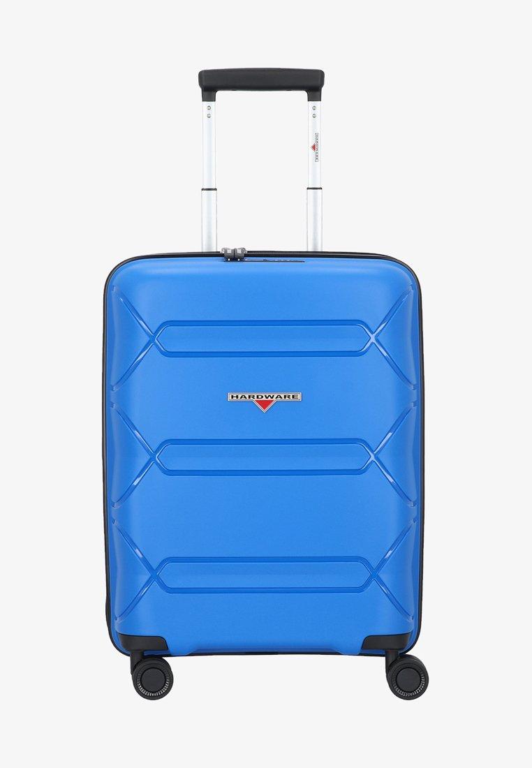 Hardware - TOKYO - Wheeled suitcase - cobalt blue