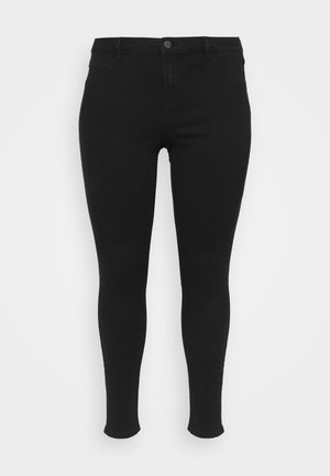CARFLORIA LIFE  - Jeans Skinny Fit - black