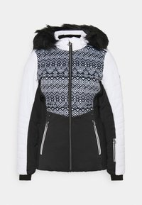Dare 2B - AURORAL JACKET - Ski jacket - black/white - 8