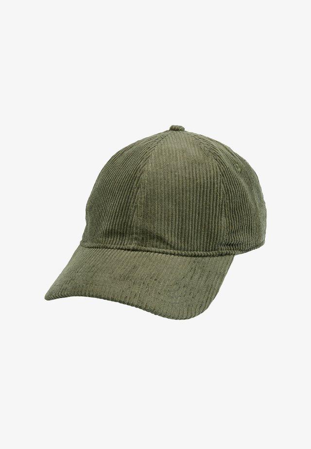 Cap - ivy green