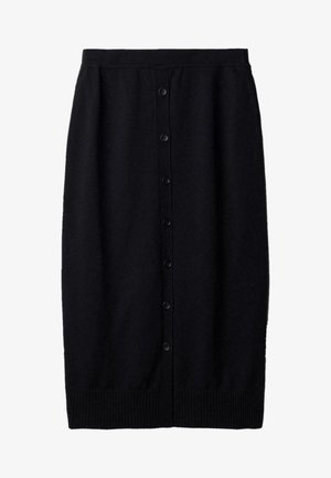 Pencil skirt - schwarz black