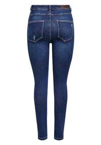ONLY - ONLMILA - Jeans Skinny Fit - dark blue denim - 6
