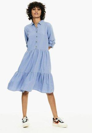 Denim dress - lt blue used