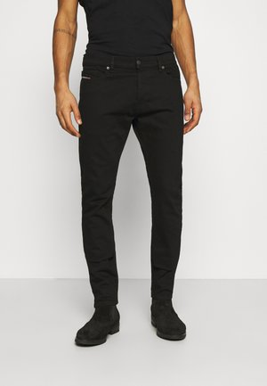 D-LUSTER - Vaqueros slim fit - black