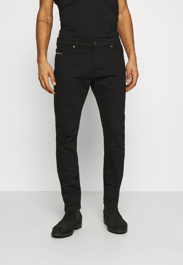 D-LUSTER - Jeans slim fit - black
