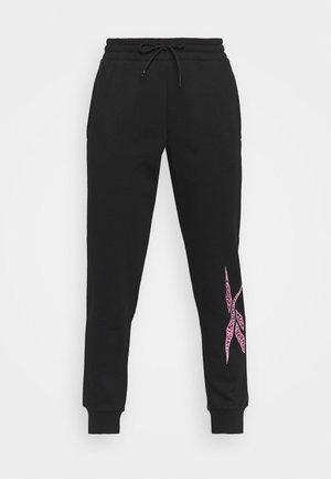 MODERN SAFARI JOGGER - Pantalones deportivos - black