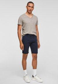 Q/S designed by - Shorts - dark blue - 1