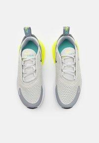 Nike Sportswear - AIR MAX 270 UNISEX - Sneakers basse - light bone/black/volt/particle grey - 3