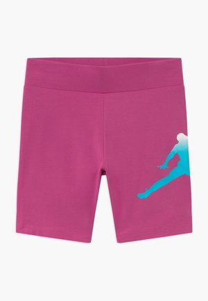 JUMPMAN WRAP MID - Legginsy - fire pink