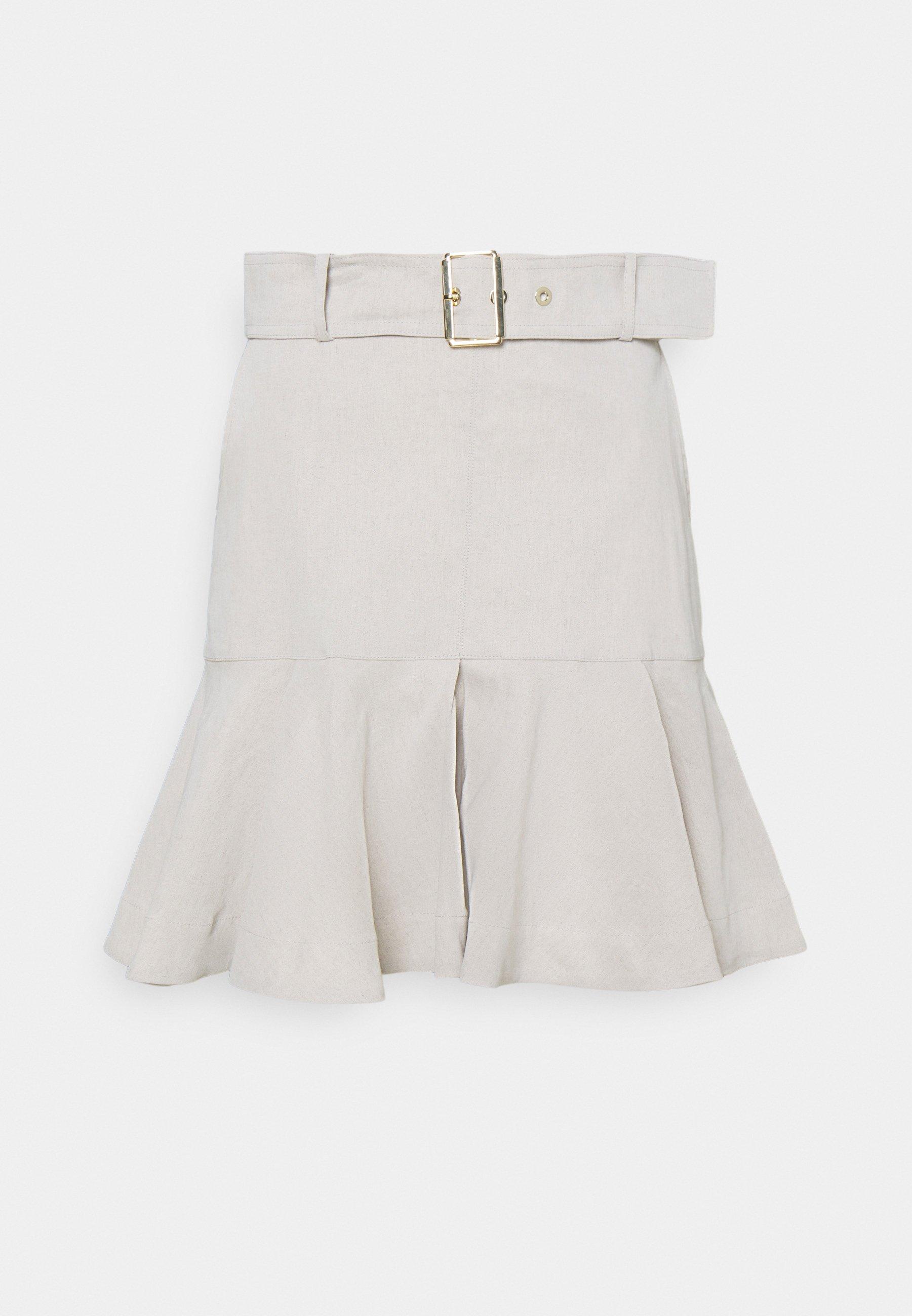 Women TENERO GONNA TELA - Mini skirt