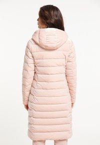 faina - Winter coat - hellrosa - 2