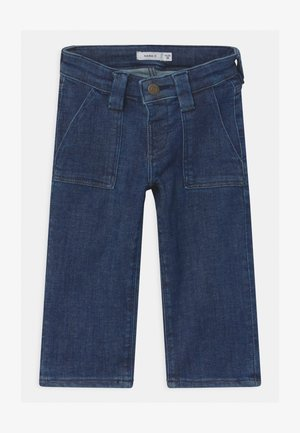 NMFRANDI  - Relaxed fit jeans - medium blue denim