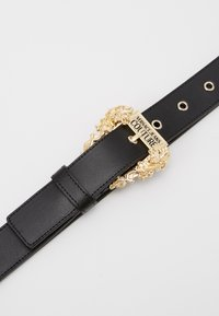 Versace Jeans Couture - BAROQUE BUCKLE REGULAR - Pasek - nero - 2