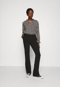 ONLY - ONLALMA LORENA - Long sleeved top - black - 1