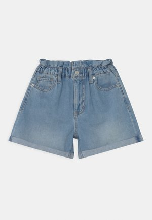 GIRL MOM - Short en jean - light-blue denim