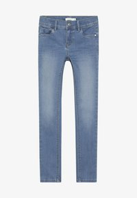 Name it - NKFPOLLY PANT - Jeans Skinny Fit - medium blue denim - 2