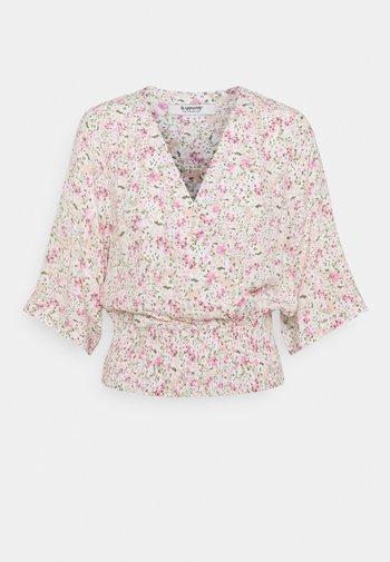 FLAMINIA BLOUSE - Bluser - fuchsia pink