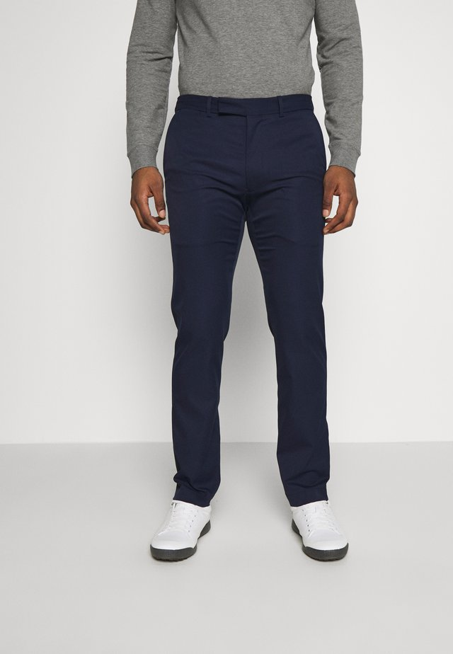 GOLF ATHLETIC PANT - Pantalones - french navy