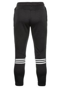 adidas Performance - Spodnie materiałowe - black - 1