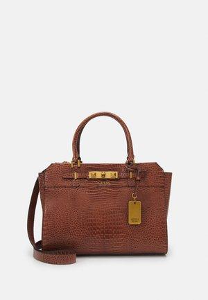 RAFFIE CARRYALL - Handbag - cognac