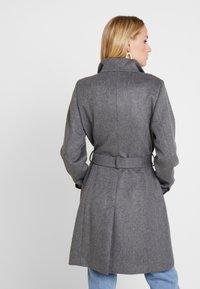 Esprit Collection - COAT - Classic coat - gunmetal - 2