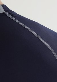 Under Armour - COMP - Sports shirt - dark blue/grey