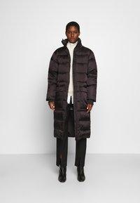 Culture - AISHA LONG - Down coat - black - 1