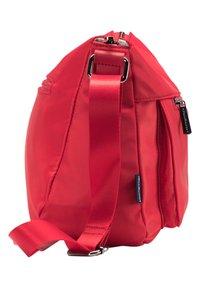 DreiMaster - Across body bag - red - 2