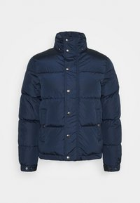 Belstaff - DOME SOLID JACKET - Down jacket - dark navy - 0