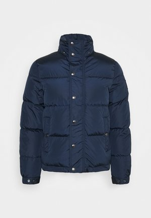 DOME SOLID JACKET - Daunenjacke - dark navy