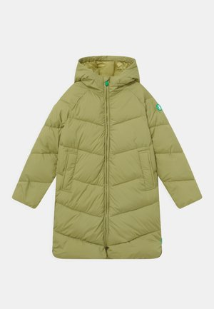 RECY BECKY - Zimní kabát - willow green