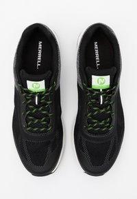 Merrell - MTL SKYFIRE - Trail running shoes - black - 3