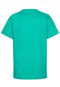 LEGO Wear - Print T-shirt - green melange - 1