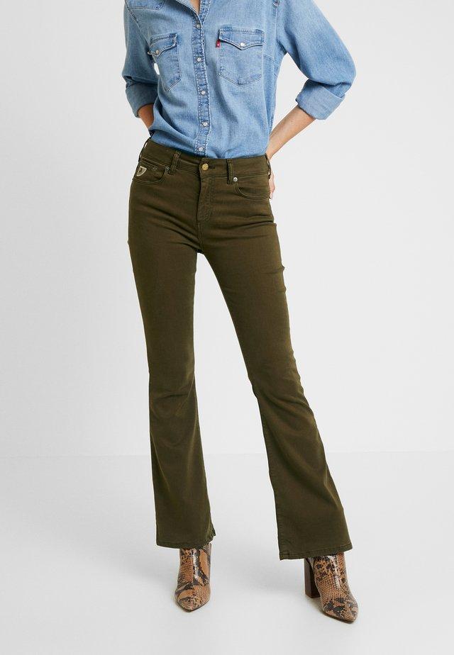 RAVAL - Spodnie materiałowe - khaky