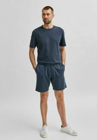 Selected Homme - Shorts - sky captain - 1