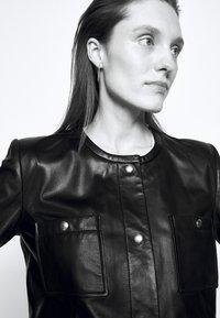 Iro - COMPLET  - Leather jacket - black - 3