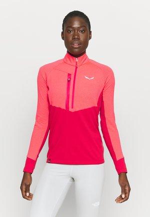 VAJOLET RESPONSIVE - Long sleeved top - virtual pink