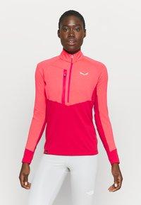 Salewa - VAJOLET RESPONSIVE - Sports shirt - virtual pink - 1