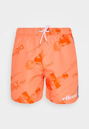 SPACE SWIM - Badeshorts - orange