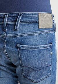 Replay - ANBASS - Jeans slim fit - medium blue - 5
