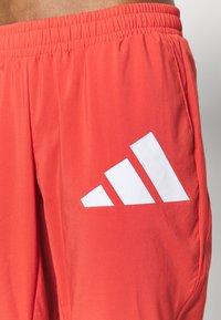 adidas Performance - BOS PANT - Pantaloni sportivi - crered/white - 4