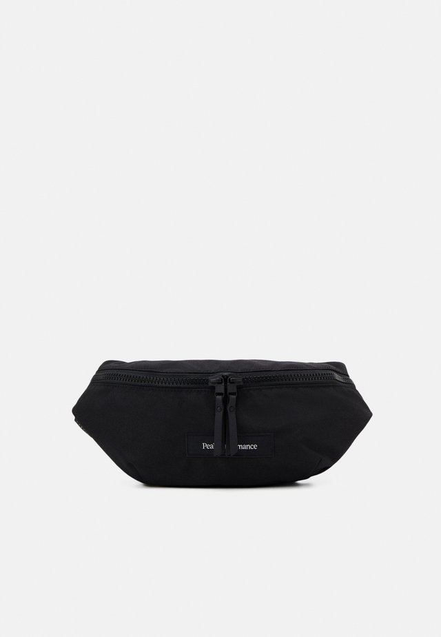 SLING BAG UNISEX - Bæltetasker - black