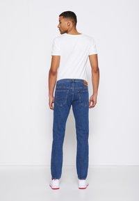 Lee - DAREN ZIP FLY - Jeans straight leg - mid visual cody - 3