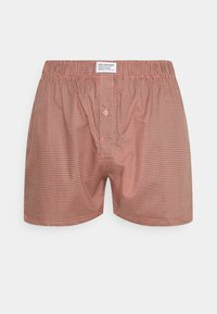 Levi's® - MEN GINGHAM CHECK 2 PACK - Boxer shorts - red - 2